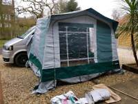 Eurovent drive away awning t4 t5 campervan