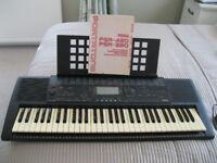 Yamaha PSR-320 61-Key Midi Portable Keyboard