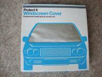 M&S Car Windscreen Cover