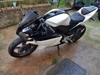 Yamaha yzf r125 2014 moted ready to ride