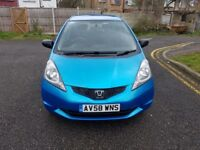 2009 Honda Jazz 1.2 Manual @07445775115 1 OWNER+Warranty+Clean+AUX+HPI++Dent On Back Bumper+Tailgate