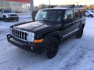2010 Jeep Commander Sport-LEATHER HEATED SEATS, POWER SUNROOF WI