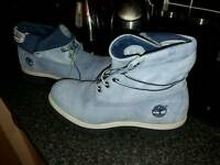 Mens timberland boots 9.5