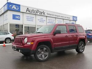 2015 Jeep Patriot High Altitude 4x4| Cruise Control| Alloys