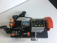 THM Key Cutting Machine - Brand New