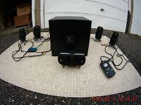 speakers logitech z5300 surround