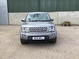 Land Rover Discovery 4 Commercial XS