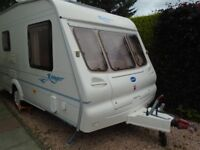 BAILEY 2 BERTH 2003 WITH FULL AWNING