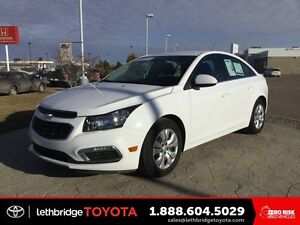 Certified 2015 Chevrolet Cruze LT - BLUETOOTH! CRUISE! LOW PATME