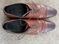 Dune Brown shoes Men's