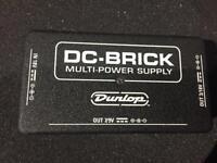 Dunlop brick power supply