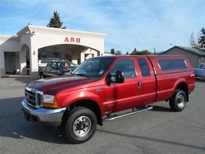 2001 Ford F-350 SUPER DUTY 1 TON LARIAT SUPERCAB LONG