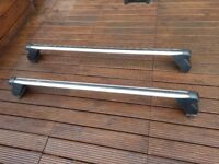 Genuine Ford roof bars 3/5doors 2008-11