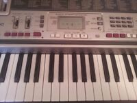 CASIO KEYBOARD 65 POUND STAND INCLUDED!OCCASION