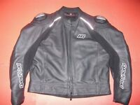 Hein Gericke PSX Trophy II Leather Motorcycle Jacket
