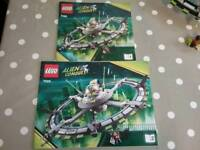 Lego Alien Conquest 7065 set