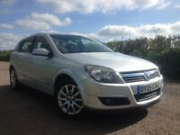 Vauxhall Astra 1.6 Manual, Silver, Full service history, Credit/Debit card, Part Ex welcome