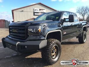 2014 GMC Sierra 1500 SLT LIFTED!!