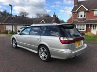 SUBARU LEGACY GTB TWIN TURBO 4x4 THE IDEAL FUN WINTER TOY