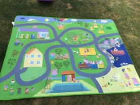 Peppa Pig play mat/rug