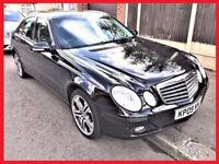 (91800 Miles)- Mercedes Benz E Class E280 CDi - Executive SE - Diesel Auto -alternate4 Mercedes E220