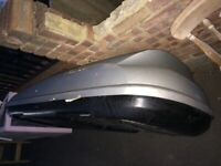 Roof Box Large previously on VW Sharan