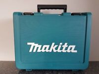 MAKITA Drill/Impact driver/Impact wrench CARRY CASE ONLY, BRAND NEW___________________________DeWALT