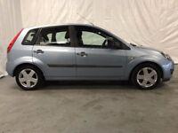 2006 Ford Fiesta 1.25 Zetec 5dr *** Long MOT ***