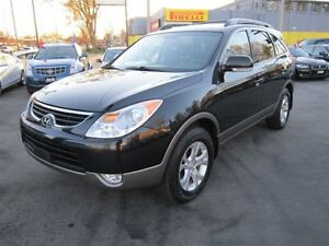 2012 Hyundai Veracruz GLS 7 SEATS ONE OWNER !!!