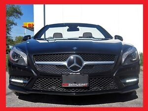 2013 Mercedes-Benz SL-Class SL550 AMG+DISTRONIC+LOADED