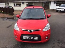Hyundai i10 Red 2010 *NEW LOWER PRICE*