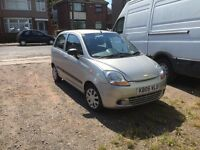 72300 MILES ! 2005 CHEVROLET MATIZ SE+ 1.0l PETROL ! AIR CONDITIONING ! £599