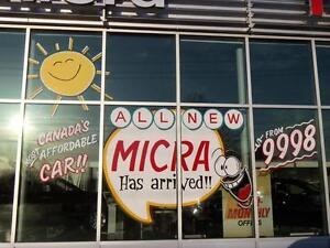 Sign and Window Advertising / Hand Painted Signs / Window Art Stratford Kitchener Area image 4