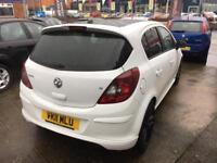 Vauxhall Corsa 1.2 Limited Edition *** 12 MONTHS WARRANTY! ***