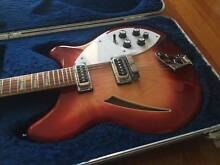 Price Dropped - As New Rickenbacker 360 & Hardcase (Made in USA) Taringa Brisbane South West Preview