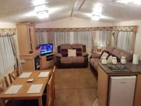 Static caravan for sale on trecco bay porthcawl