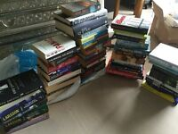 Selection of Books - over 50 titles
