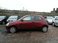 FORD KA 1.3 PETROL,, EXCELLENT CONDITION DRIVES SUPERB
