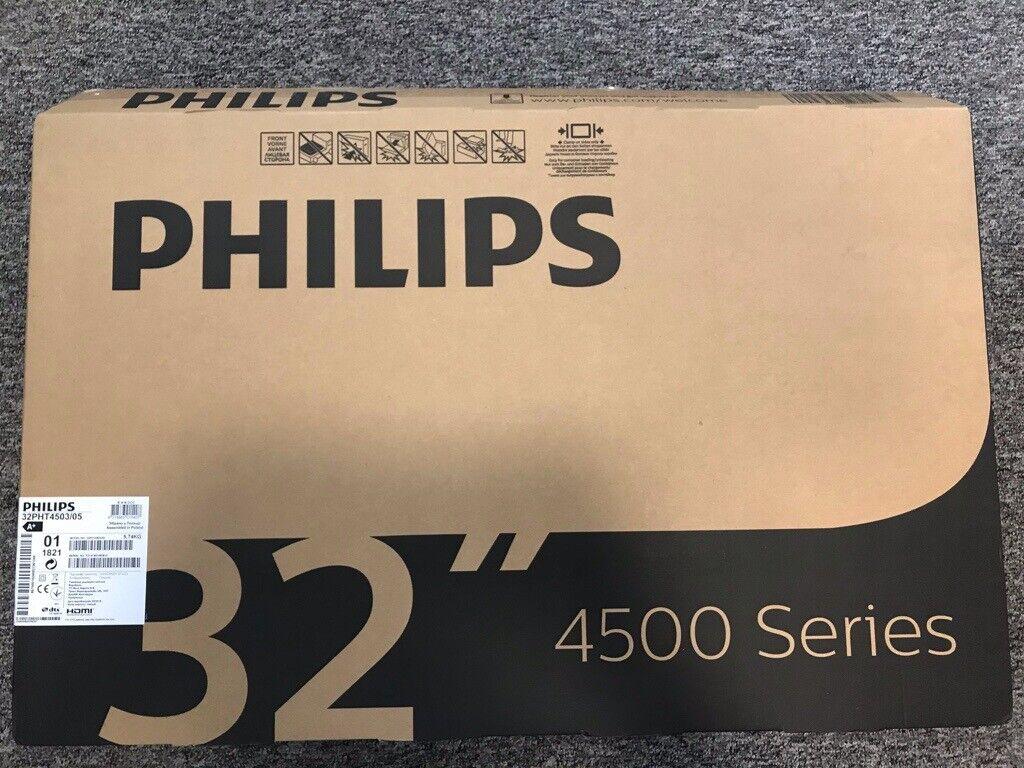 2018 Philips 32 Inch 32PHT4503 HD Ready TV | in Southside, Glasgow | Gumtree