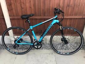 Ladies Boardman X7 Hybrid Bike