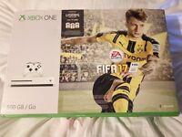 Xbox one S, 500GB White