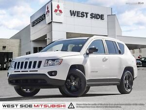2013 Jeep Compass North–4WD–2.4L–HID Fog Lights–TPM–