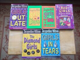 Jacqueline Wilson Books (24 in total)