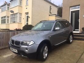BMW X3 2.0 Diesel *Reduced*