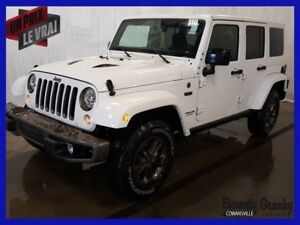 2017 Jeep WRANGLER UNLIMITED LOCATION 6 MOIS !!!