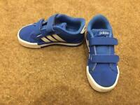 Addidas trainers size c8