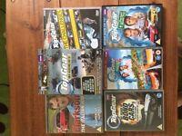 Top Gear Assorted DVDs