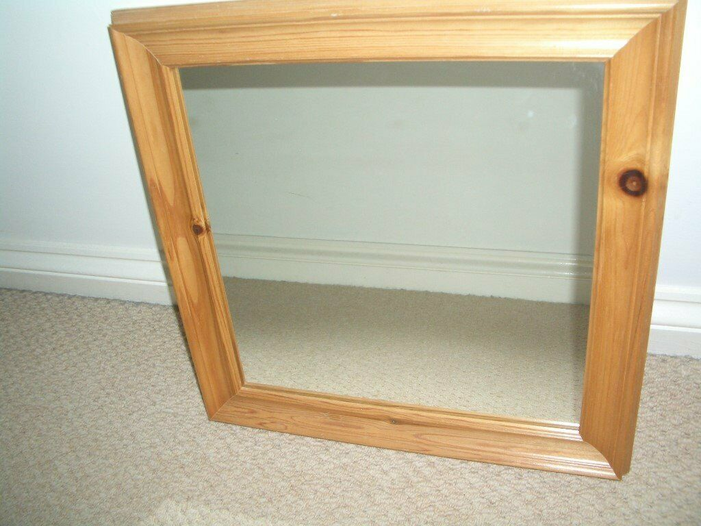 Small Wooden Frame Mirror In Alton Hampshire Gumtree
