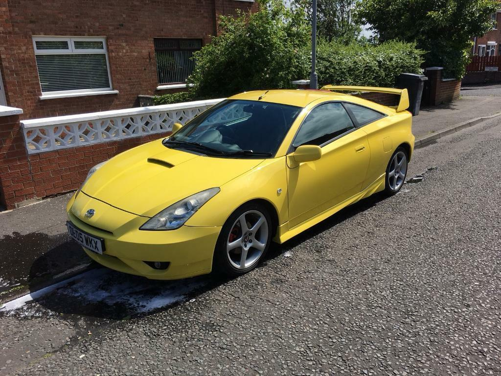 special advert toyota fensport celica com for sale racecarsdirect details