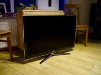 "SAMSUNG 40"" 3D SMART FREEVIEW HD 4xHDMI FREE DELIVERY"